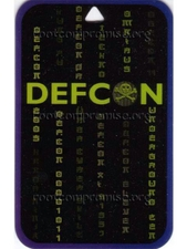 Defcon 11 Black Badge.